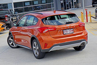 2019 Ford Focus SA 2019.75MY Active Orange Glow 8 Speed Automatic Hatchback.