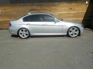 2006 BMW 3 Series E90 320i Steptronic Executive Silver 6 Speed Sports Automatic Sedan.