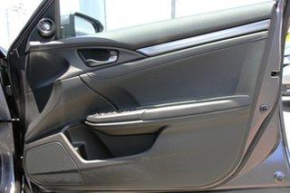 2019 Honda Civic 10th Gen MY19 VTi-LX Modern Steel 1 Speed Constant Variable Hatchback