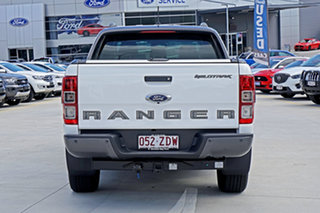 2019 Ford Ranger PX MkIII 2019.75MY Wildtrak Pick-up Double Cab Arctic White 6 Speed
