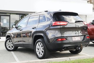 2014 Jeep Cherokee KL Longitude Grey 9 Speed Sports Automatic Wagon.