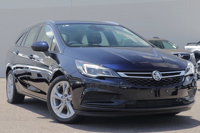 Used Holden Astra BK MY18 LT Sportwagon, 2017 Holden Astra BK MY18 LT Sportwagon Blue 6 Speed Sports Automatic Wagon