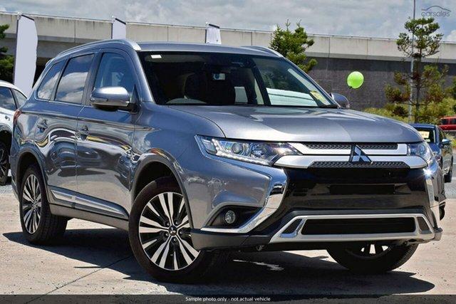 Demo Mitsubishi Outlander ZL MY20 LS 2WD, 2019 Mitsubishi Outlander ZL MY20 LS 2WD Titanium 6 Speed Constant Variable Wagon