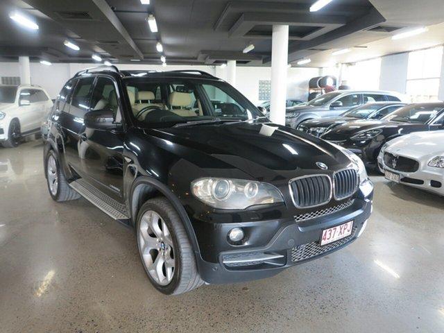 Used BMW X5 E70 MY10 xDrive30d Steptronic, 2010 BMW X5 E70 MY10 xDrive30d Steptronic Black 6 Speed Sports Automatic Wagon
