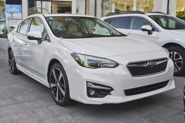 New Subaru Impreza MY19 2.0I-S (AWD), 2019 Subaru Impreza MY19 2.0I-S (AWD) 1x Continuous Variable Sedan