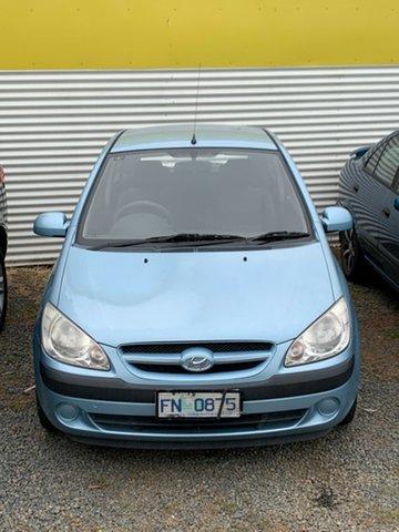Used Hyundai Getz TB MY06 , 2006 Hyundai Getz TB MY06 Sky Blue 5 Speed Manual Hatchback