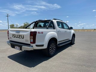 2019 Isuzu D-MAX MY19 X-Runner Crew Cab Pearl White 6 Speed Sports Automatic Utility