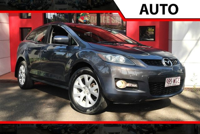 Used Mazda CX-7 ER1031 MY07 , 2007 Mazda CX-7 ER1031 MY07 Grey 6 Speed Sports Automatic Wagon