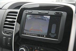 2021 Renault Trafic X82 MY21 Premium Low Roof LWB EDC 125kW Jet Black 6 Speed