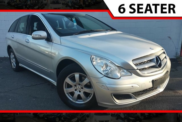 Used Mercedes-Benz R-Class W251 MY2006 R320 CDI, 2006 Mercedes-Benz R-Class W251 MY2006 R320 CDI Silver 7 Speed Sports Automatic Wagon