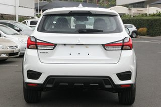 2020 Mitsubishi ASX XD MY20 ES 2WD Starlight 1 Speed Constant Variable Wagon