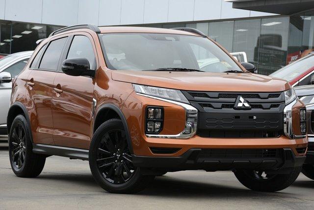 New Mitsubishi ASX XD MY20 GSR 2WD, 2019 Mitsubishi ASX XD MY20 GSR 2WD Sunshine Orange 6 Speed Constant Variable Wagon