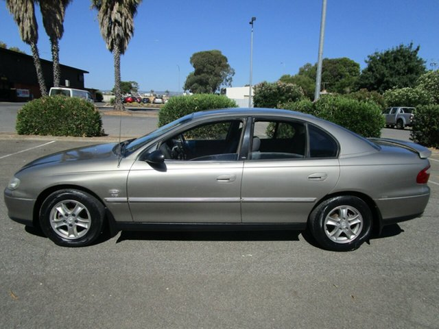 Used Holden Commodore VX II Equipe, 2002 Holden Commodore VX II Equipe 4 Speed Automatic Sedan