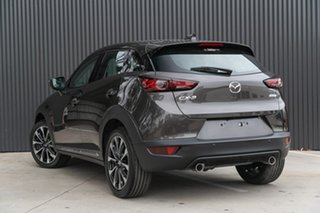 2019 Mazda CX-3 DK2W7A sTouring SKYACTIV-Drive FWD Titanium Flash 6 Speed Sports Automatic Wagon