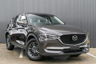 2019 Mazda CX-5 KF2W7A Maxx SKYACTIV-Drive FWD Sport Titanium Flash 6 Speed Sports Automatic Wagon