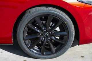 2019 Mazda 3 BP2HLA G25 SKYACTIV-Drive Astina Soul Red Crystal 6 Speed Sports Automatic Hatchback