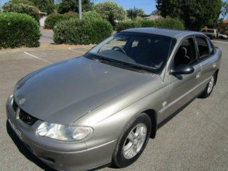 2002 Holden Commodore VX II Equipe 4 Speed Automatic Sedan.