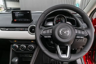 2019 Mazda CX-3 DK2W7A Akari SKYACTIV-Drive FWD LE Soul Red Crystal 6 Speed Sports Automatic Wagon
