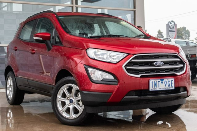 Used Ford Ecosport BL Trend, 2018 Ford Ecosport BL Trend 6 Speed Automatic Wagon
