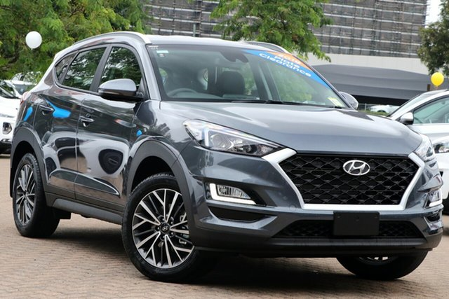 New Hyundai Tucson TL4 MY20 Active X (2WD) Black INT, 2020 Hyundai Tucson TL4 MY20 Active X (2WD) Black INT Pepper Grey 6 Speed Automatic Wagon