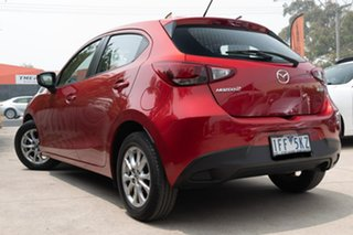 2015 Mazda 2 DJ2HAA Maxx SKYACTIV-Drive Red 6 Speed Sports Automatic Hatchback.