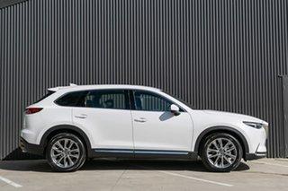 2019 Mazda CX-9 TC Azami SKYACTIV-Drive i-ACTIV AWD Snowflake White Pearl 6 Speed Sports Automatic.
