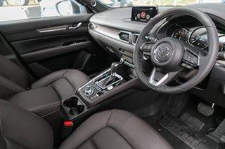 2019 Mazda CX-5 KF4WLA Akera SKYACTIV-Drive i-ACTIV AWD Sonic Silver 6 Speed Sports Automatic Wagon