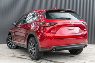2019 Mazda CX-5 KF4WLA GT SKYACTIV-Drive i-ACTIV AWD Soul Red Crystal 6 Speed Sports Automatic Wagon