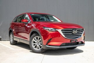 2019 Mazda CX-9 TC Touring SKYACTIV-Drive Soul Red Crystal 6 Speed Sports Automatic Wagon.