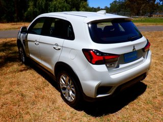 2019 Mitsubishi ASX XD MY20 ES 2WD 6 Speed Constant Variable Wagon