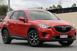 2012 Mazda CX-5 KE1071 Maxx SKYACTIV-MT Velocity Red 6 Speed Manual Wagon.