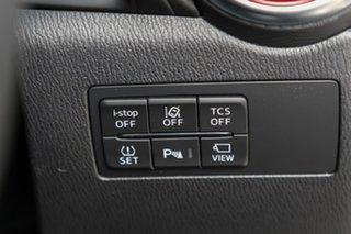 2019 Mazda CX-3 DK2W7A Akari SKYACTIV-Drive FWD Soul Red Crystal 6 Speed Sports Automatic Wagon