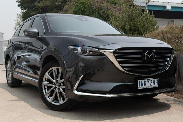 Used Mazda CX-9 TC Azami SKYACTIV-Drive, 2018 Mazda CX-9 TC Azami SKYACTIV-Drive Silver 6 Speed Sports Automatic Wagon