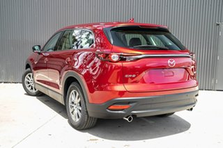 2019 Mazda CX-9 TC Touring SKYACTIV-Drive Soul Red Crystal 6 Speed Sports Automatic Wagon