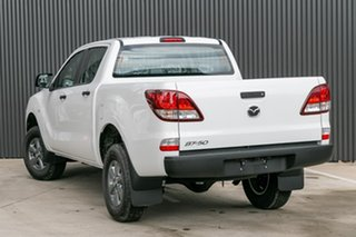 2019 Mazda BT-50 UR0YG1 XT Cool White 6 Speed Sports Automatic Utility