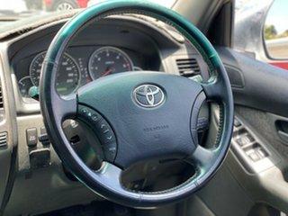 2009 Toyota Landcruiser Prado KDJ120R GX White 5 Speed Automatic Wagon