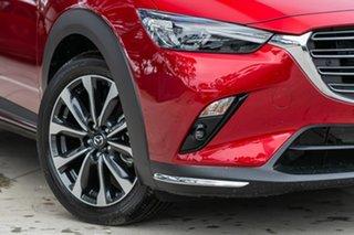 2019 Mazda CX-3 DK2W7A Akari SKYACTIV-Drive FWD Soul Red Crystal 6 Speed Sports Automatic Wagon.