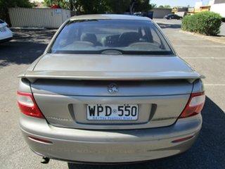 2002 Holden Commodore VX II Equipe 4 Speed Automatic Sedan