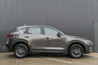 2019 Mazda CX-5 KF2W7A Maxx SKYACTIV-Drive FWD Sport Titanium Flash 6 Speed Sports Automatic Wagon.