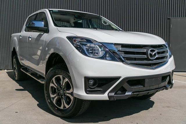 New Mazda BT-50 UR0YG1 XTR, 2019 Mazda BT-50 UR0YG1 XTR Cool White 6 Speed Sports Automatic Utility