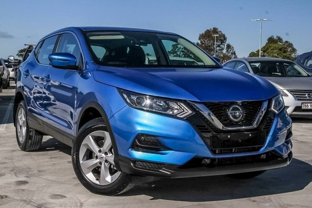 Used Nissan Qashqai J11 Series 2 ST X-tronic, 2017 Nissan Qashqai J11 Series 2 ST X-tronic Blue 1 Speed Constant Variable Wagon