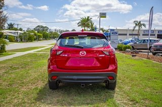 2017 Mazda CX-5 KE1072 Maxx SKYACTIV-Drive FWD Red 6 Speed Sports Automatic Wagon