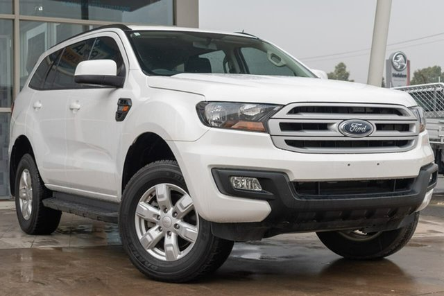Used Ford Everest UA Ambiente 4WD, 2017 Ford Everest UA Ambiente 4WD 6 Speed Sports Automatic Wagon