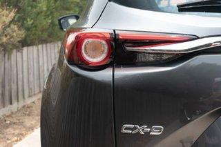 2018 Mazda CX-9 TC Azami SKYACTIV-Drive Silver 6 Speed Sports Automatic Wagon