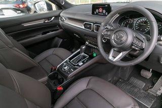 2019 Mazda CX-5 KF4W2A Akera SKYACTIV-Drive i-ACTIV AWD Machine Grey 6 Speed Sports Automatic Wagon