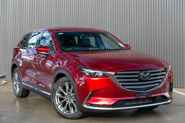 Demo Mazda CX-9 TC GT SKYACTIV-Drive, 2019 Mazda CX-9 TC GT SKYACTIV-Drive Soul Red Crystal 6 Speed Sports Automatic Wagon