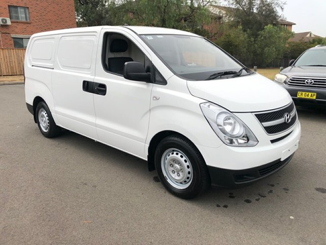 Used Hyundai iLOAD TQ MY15 , 2015 Hyundai iLOAD TQ MY15 White 5 Speed Automatic Van