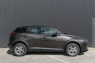 2019 Mazda CX-3 DK2W7A Maxx SKYACTIV-Drive FWD Sport Titanium Flash 6 Speed Sports Automatic Wagon.