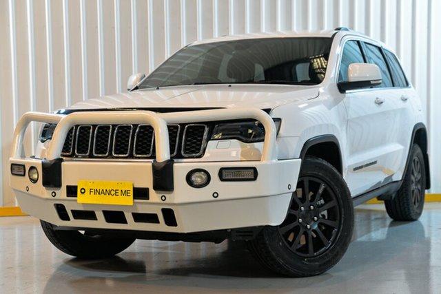 Used Jeep Grand Cherokee WK MY17 Laredo, 2017 Jeep Grand Cherokee WK MY17 Laredo White 8 Speed Sports Automatic Wagon