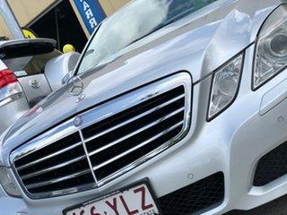 2009 Mercedes-Benz E250 212 CDI Avantgarde Silver 5 Speed Automatic Sedan